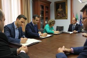 Convenio Aje, Ayuntamiento y Cajamar3