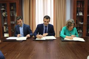 Convenio Aje, Ayuntamiento y Cajamar4